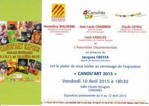 canou'art 2015