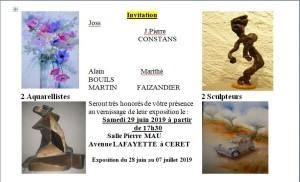 invitation juin